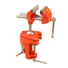 Swivel Tabletop Clamp Vice Tilts Rotates 360 Degree Universal Bench Vise