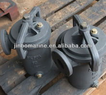 Marine Basket Sea Water Angle Strainer JIS F7121