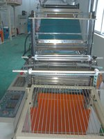 computer control double layer PE OPP Film Bag Making Machine