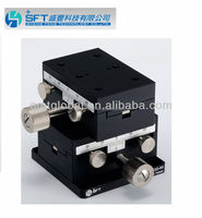 SFT SEMC2D XY axis Dovetail type Linear motion Positioning Manual stage