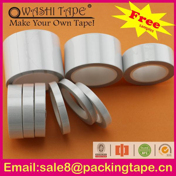 Hot selling silicone adhesive double sided tape manufacturer