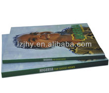 varieties of books printing/softcover book