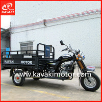 KV200ZH-C three wheel gasoline 4-stroke rickshaw motorcycle trike 3 wheel bikes for adults