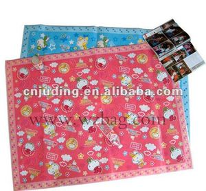 pp camping floor mat from China