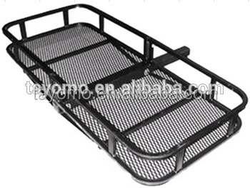 Bulk Foldable Black Powder Coated Car Cargo Carriers - Sale