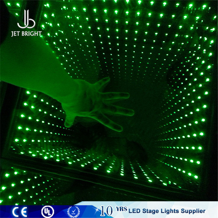 2017 Jet Bright led matrix dance floor display for advertising