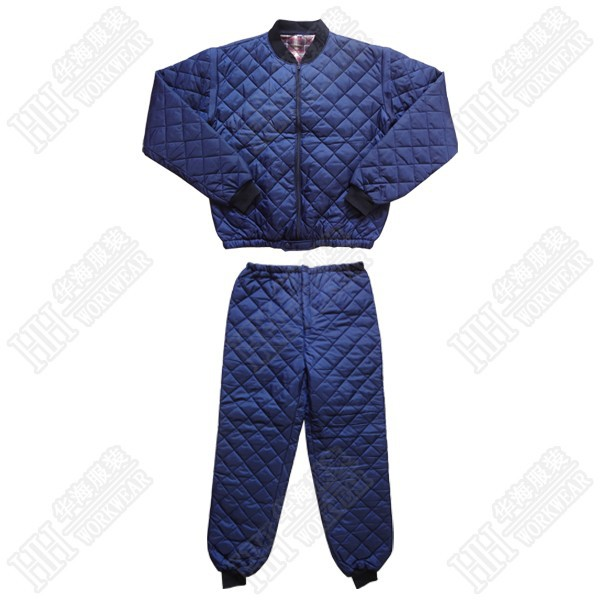 Chile winter inner thermal work suit