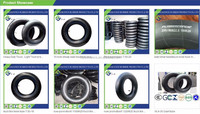 130/90-15 130/70-16 All size bicycle&motorcycle tyres & natural rubber inner tube