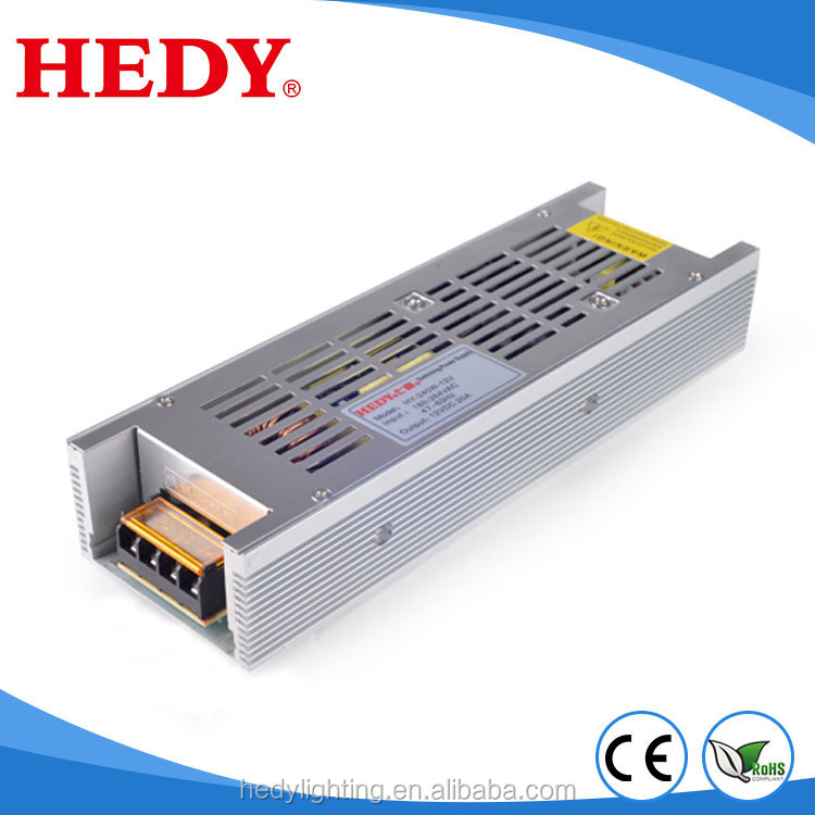 HEDY high voltage OEM available 300v dc power supply led switching smps 240w 20 12v