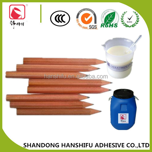 Professional manufacturer in China SHANDONG HANSHIFU-- starch glue/bone glue gelatin as adhesives for pencil