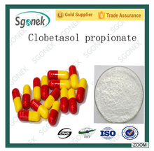 Factory supply Clobetasol propionate , best price cas 25122-46-7