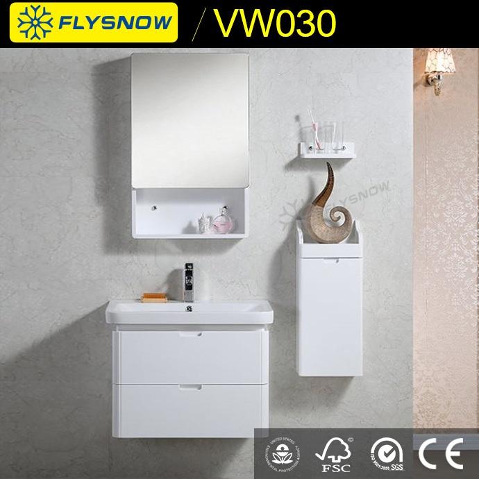 Mirror With Lights Metal Storage Bathroom ...