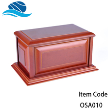 Best Quality Wooden Cremation Urn for Human Ashes