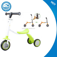 adjustable 3 wheel scooter parts with seat