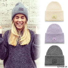 smile warmer hand knitted pattern hats for women