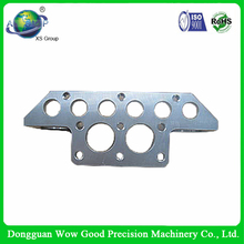 mechanical spare parts precision custom drawings aluminum cnc machined parts