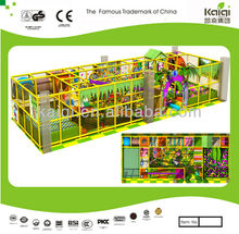 Nursery soft play equipment for kids have fun