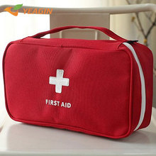 Light and Durable Custom Waterproof Nylon Emergency Medical Trauma first aid kit