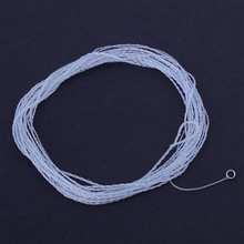 New 3.6M Light Blue 10LB Braided Wire Braid Fly Fishing Line Main Line Furled