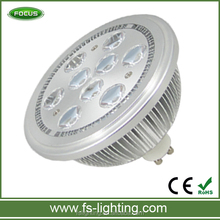 9W High Power GU10 G53 LED Spot & Flood Bulbs AR111 Lamp