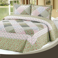 patchwork quilt coverlets single quilt