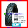 Rear Wheel Low Price High Quality China Motorcycle Tyre 110/90-16