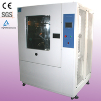 Water spray test equipment/raining test chamber