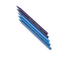 FREE SAMPLES customized rainbow colored pencils