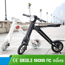Lehe China foldable smart electric scooter mini moped