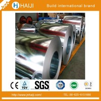 Hot Dipped Galvanized Steel in Coils from Shandong China