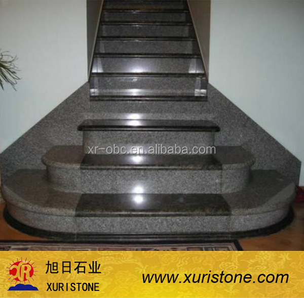 Cheaper granite stair ,outdoor stair steps lowes,granite tiles and stairs