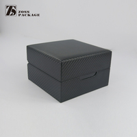 Customized Single MDF Black Carbon Fiber