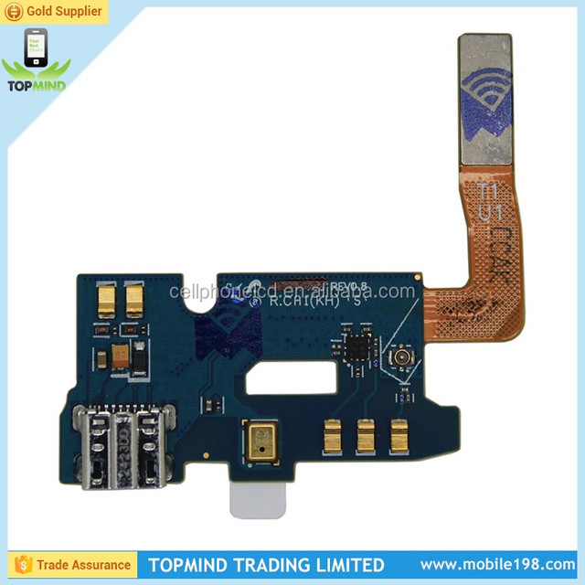 Good Quality Charging Port Flex Cable for Samsung Galaxy Note II SGH-i317