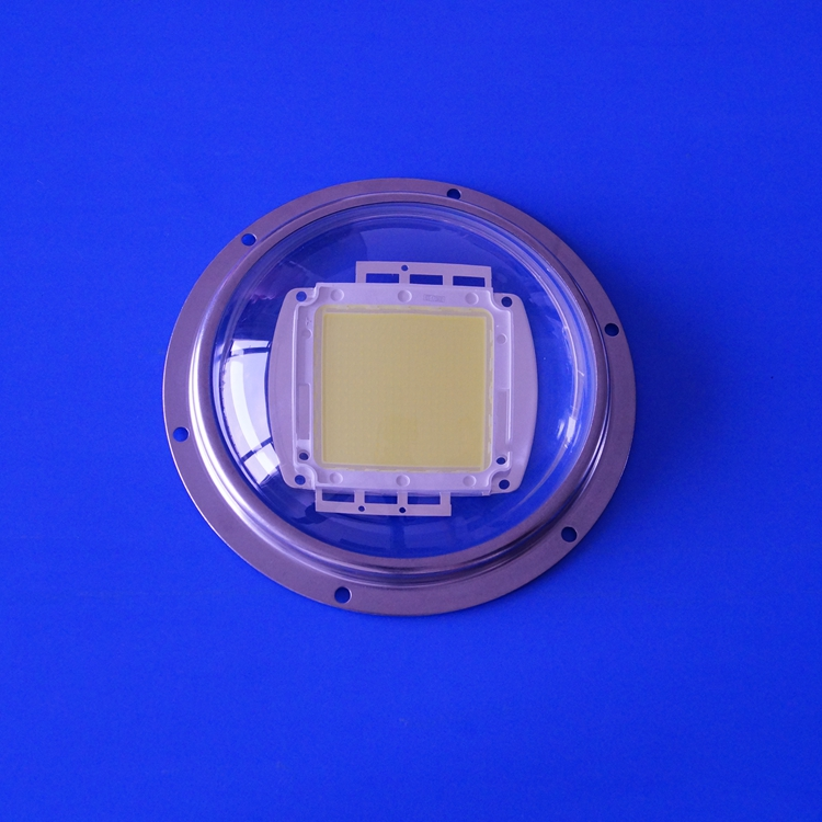 45V High Power 150W Led with Led Glass Lens For High Bay Light