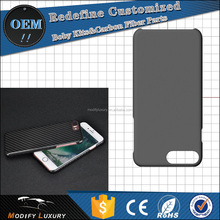 Excellent Fitment Carbon Phone Cases for Apple 7