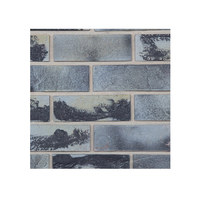 Chinese antique art brick cement stone wall cladding