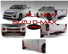 All New D Max Styling Parts