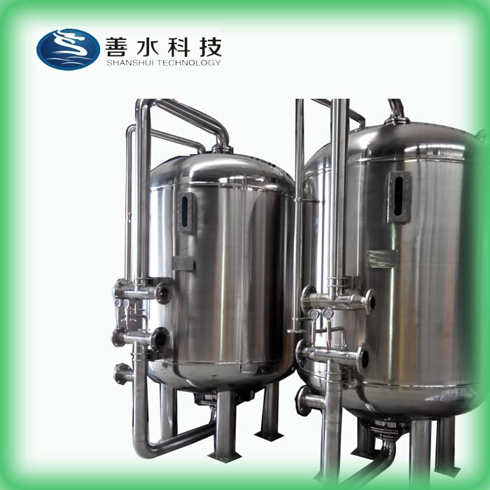 EWSE-30 Sodium Exchanger vessel water softener ion exchange water treatment equipment