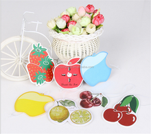 Fruit Shape Customized Logo Promotional Paper Air Freshener For Car