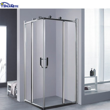 Outdoor Luxury Steam Shower Screen Hinges Cabin Room