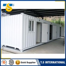 Brand new luxury Fireproof and waterproof shipping container house building