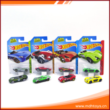 Baby 1:64 diecast model mini race real toy cars with high quality