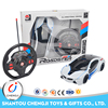 Long distance 1:16 plastic 4channel gas powered remote control cars