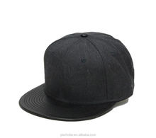 Export to Las vegas flat brim plain cheap snapback cap