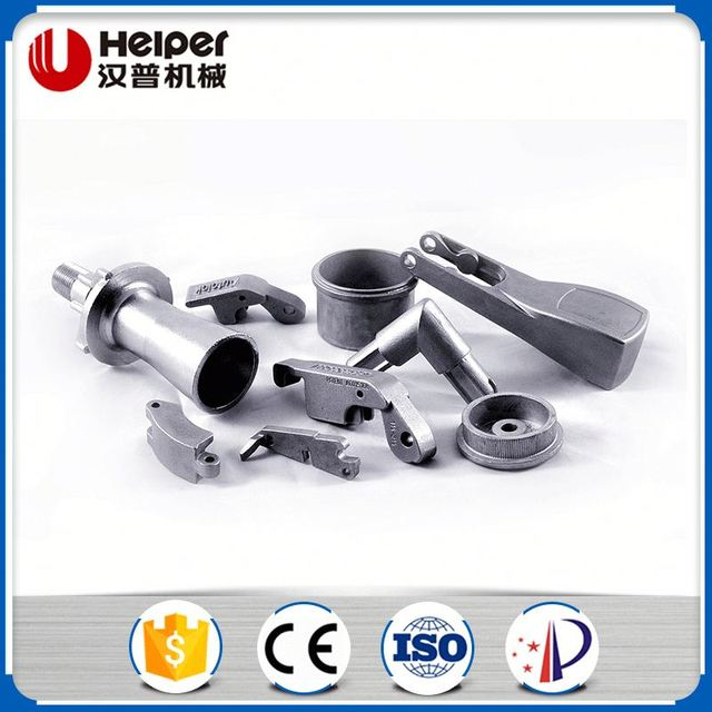 Silica Lost Wax Precision Casting Agricultural Machinery Part
