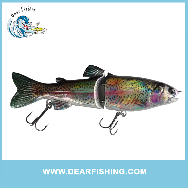 multi jointed fishing lure chinese fishing lure swimbait manufacturers