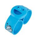 Lovely shape silicone mosquito repellent band for child