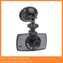 $6.1 cheapest G30 car dvr video recorder rear camera gps dashcam, Night vision wide angle Full HD 1080P car black box