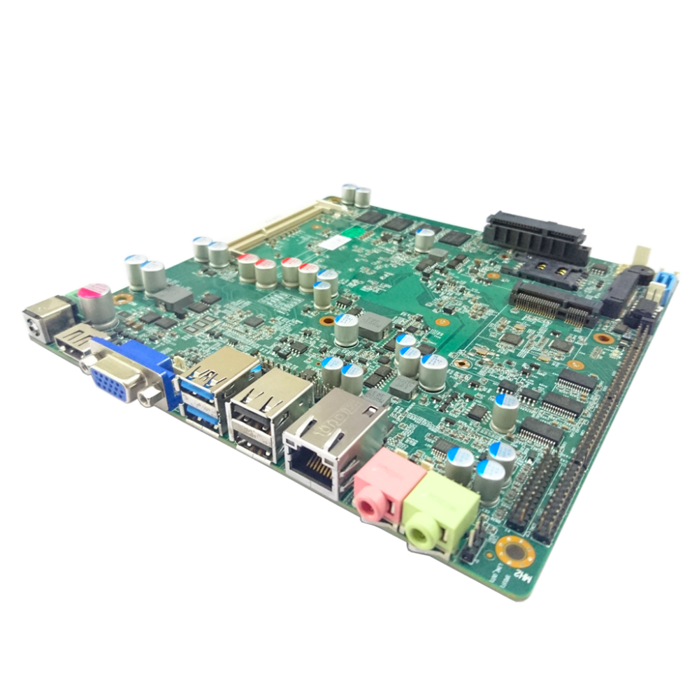 Integrated Intel N900/2.00GHz Quad core motherboard mini-itx fanless motherboard control mainboard