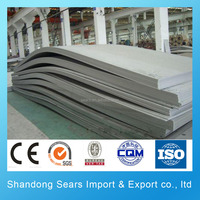 ASTM A283 Grade C Mild Carbon Steel Plate/6mm thick galvanized steel sheet metal